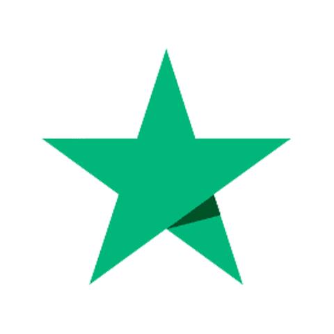 Trustpilot logo, en stjerne