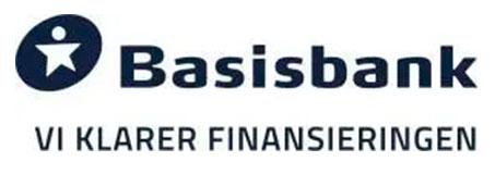 Logo for basisbank, der hjælper med finansiering