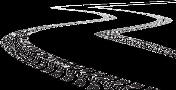 Hjulspor logo, chiptuning & motoroptimering, obd-tuning og book tid